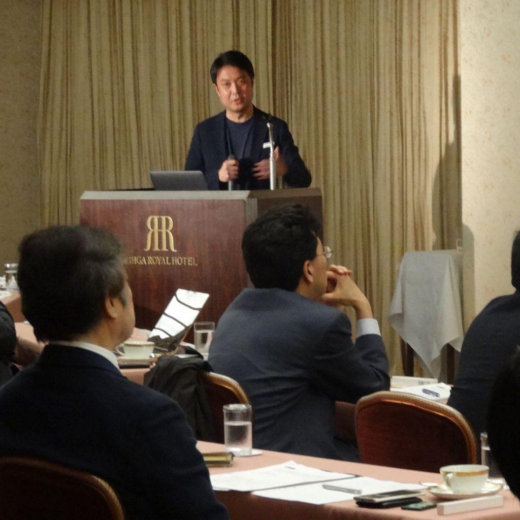 Dell EMC主催の「西日本エグゼクティブ ラウンドテーブル」に弊社代表取締役宮田が登壇しました